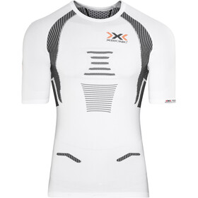 X-Bionic The Trick Running Shirt SS Herre white/black